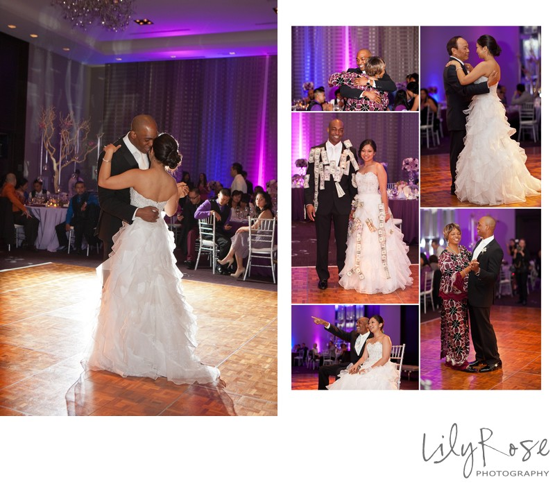 First Dance San Francisco St. Regis Hotel