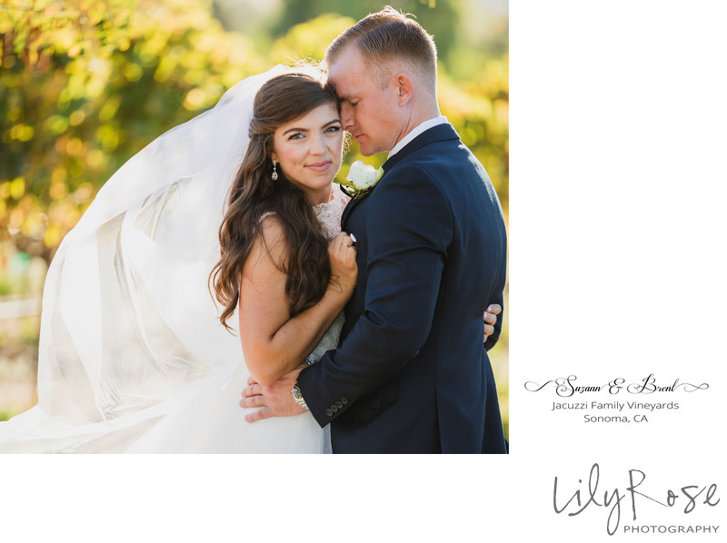 Top Wedding Photographers in Sonoma Valley