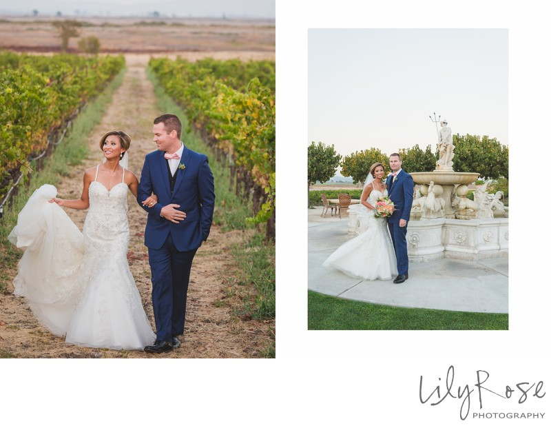 Romantic Wedding Photographer Sonoma Valley