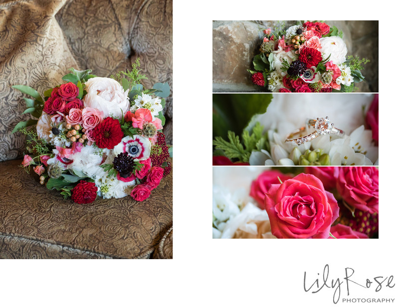 Cline Cellars Wedding Photographer Sonoma Bouquet