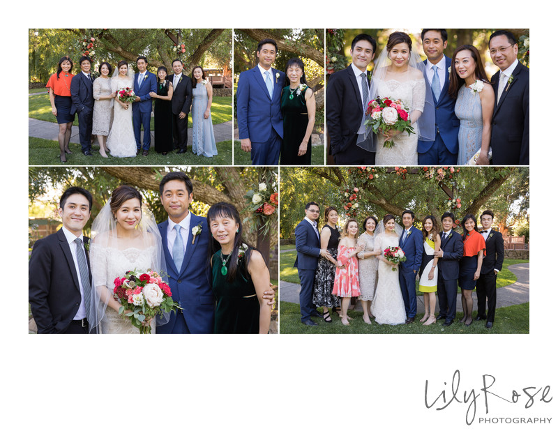 Family Cline Cellars Sonoma Wedding Photographers