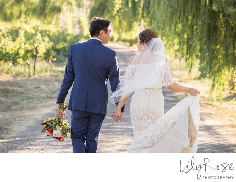 Cline Cellars Sonoma Wedding Photographer Romance