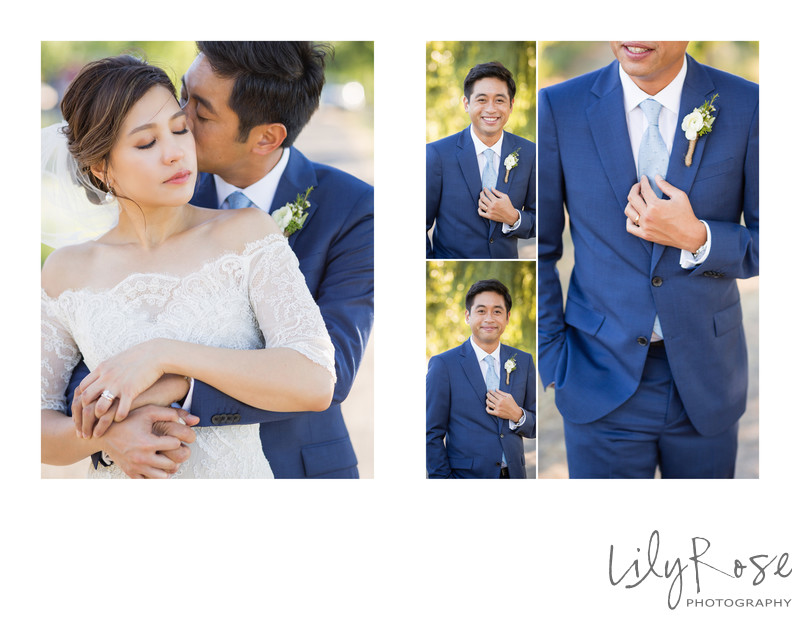 Great Photography of a Wedding Couple in Sonoma