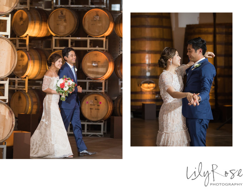 Reception Cline Cellars Sonoma Wedding Photographers