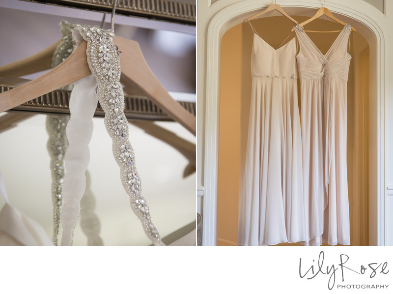 Photography of Wedding Dresses, the Maples Event Center