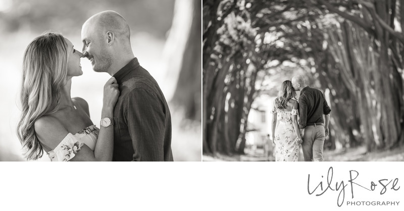 Top Wedding and Engagement Photographers Point Reyes