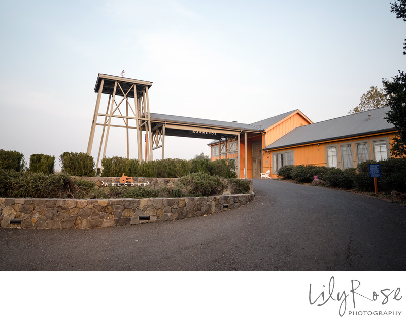 Napa Sonoma Wedding Photographers Carneros Resort Spa