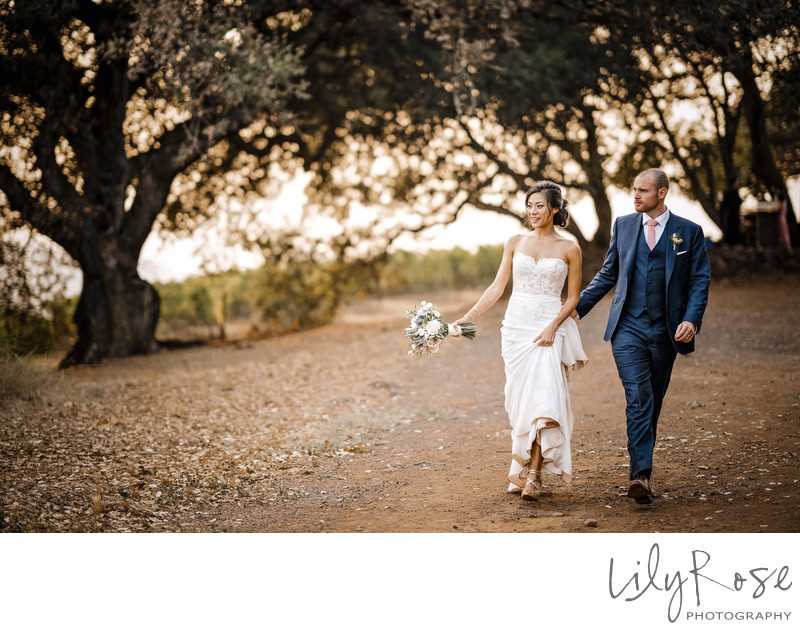 Photography From a Kunde Wedding Stroll