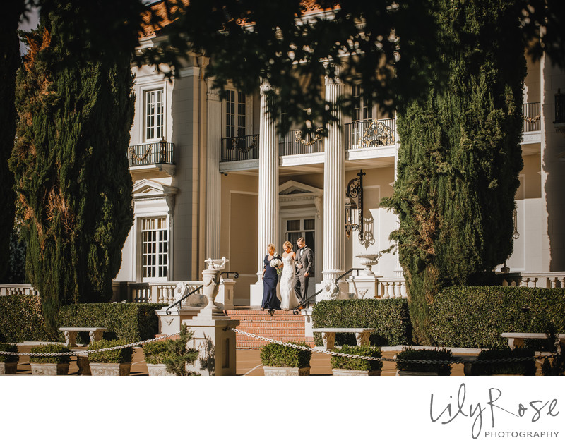 Top Wedding Photographer Grand Island Mansion