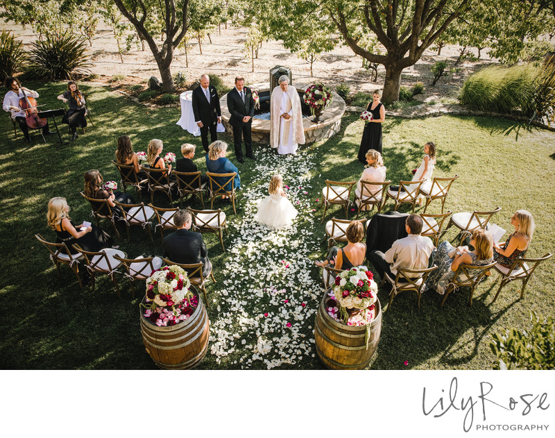 Stryker Sonoma Intimate Ceremony
