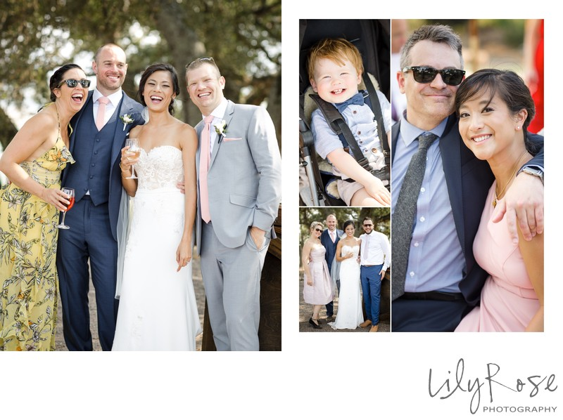 Sonoma Photographer Wedding Kunde Family Winery Friends
