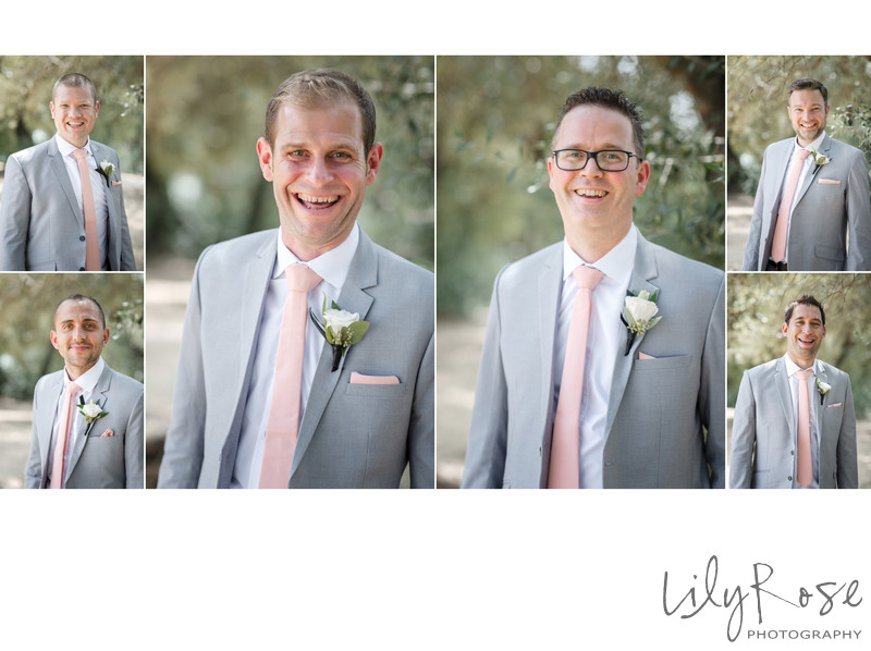 Groomsmen Sonoma Photographer Wedding Kunde Winery