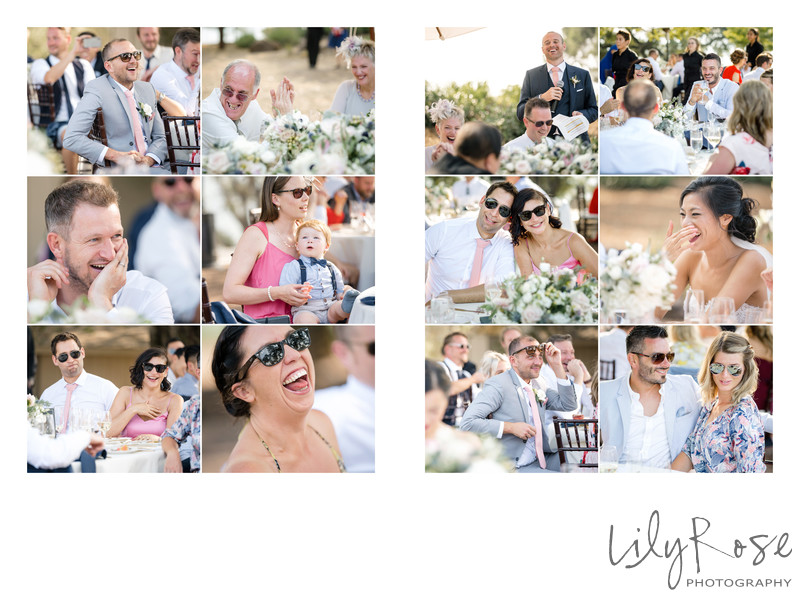 Sonoma Photographer Wedding Kunde Family Winery Guests