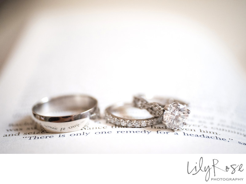 Cornerstone Sonoma Wedding Photographers Wedding Rings