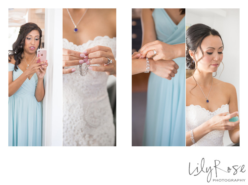 Cornerstone Sonoma Wedding Photographers Bridal Jewelry