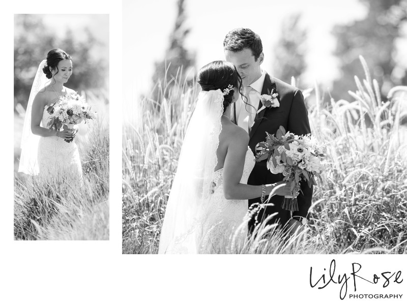 Cornerstone Sonoma Wedding Photographer Bride and Groom