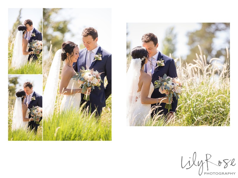 Cornerstone Sonoma Wedding Photography Bride and Groom