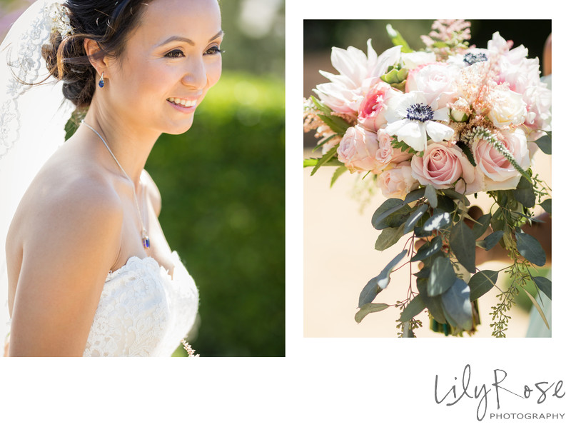 Cornerstone Sonoma Wedding Photographer Bride