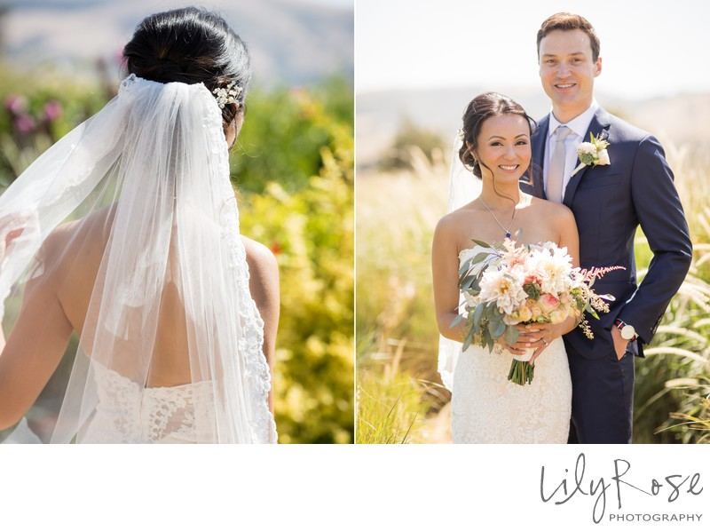Cornerstone Sonoma Wedding Photography Couple Together