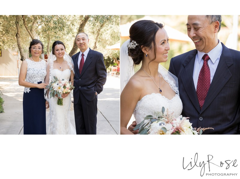 Cornerstone Sonoma Wedding Photography Family