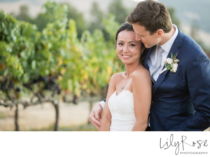 Cornerstone Sonoma Wedding Photography Vineyard