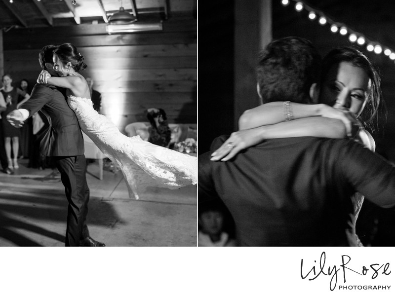 Cornerstone Sonoma Wedding Photographers First Dance