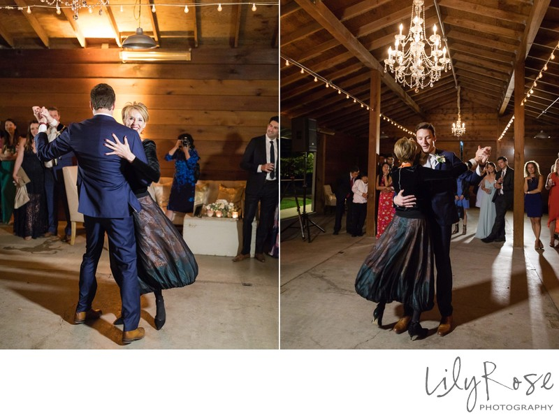 Cornerstone Sonoma Wedding Photographer Mother Dance