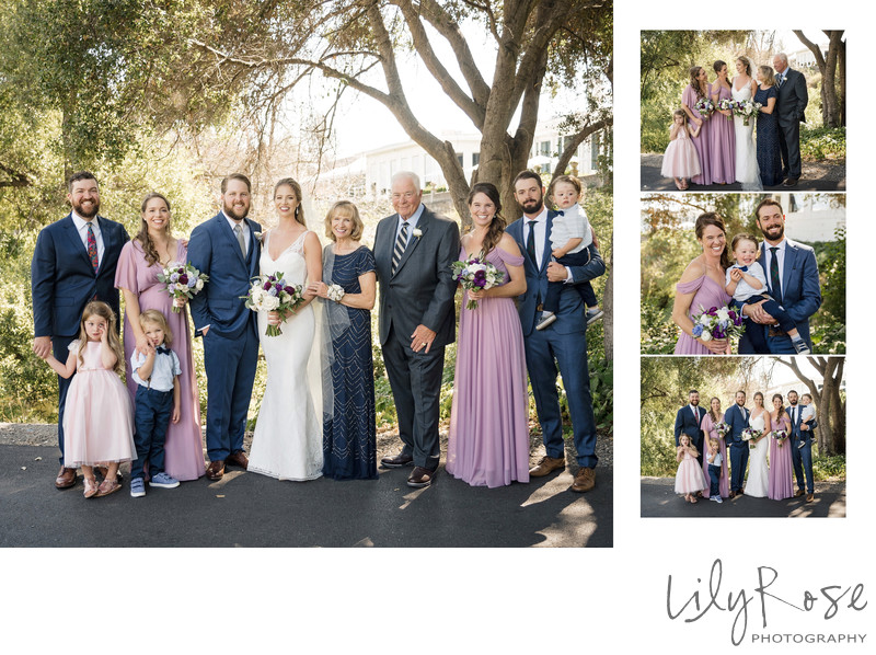 Wedding Photographers Napa Silverado Resort Spa