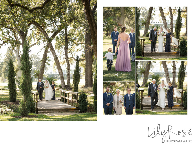 Napa CA Portrait Wedding Photographer Silverado Resort