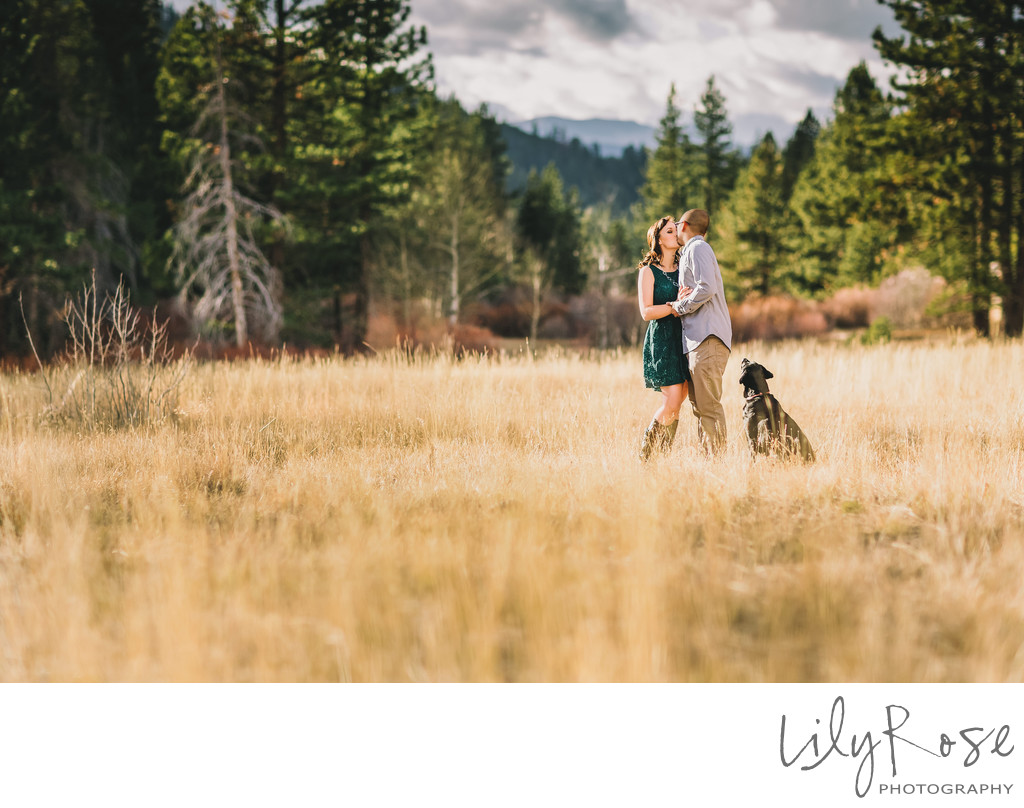 Engagement Session Tahoe Photographer