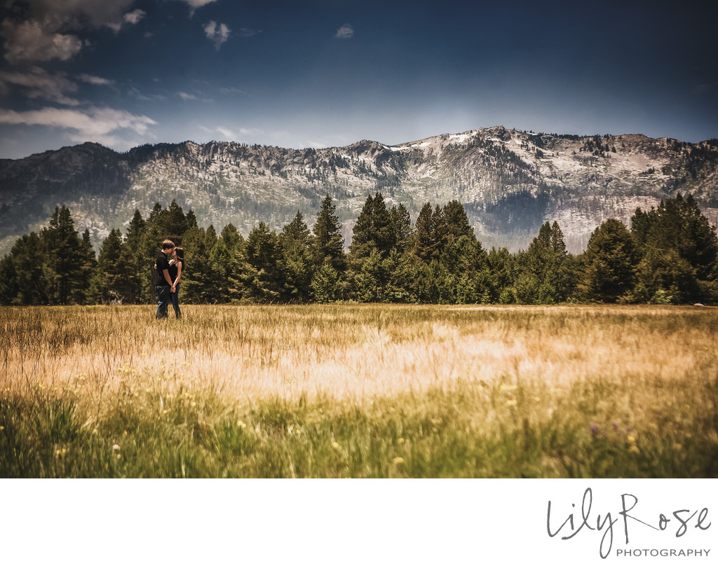 Lake Tahoe Wedding and Engagement Photographer