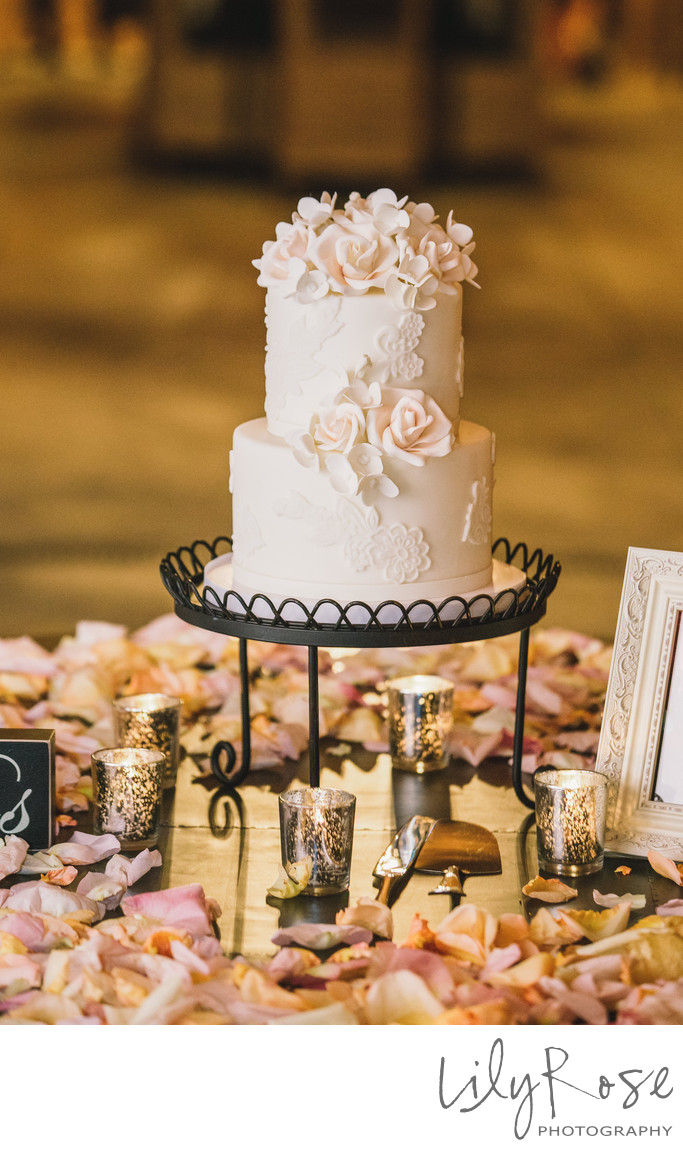 Wedding Cake for Micro Wedding Photographers