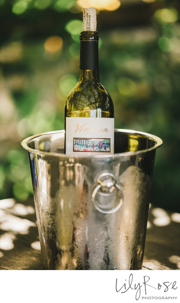 weddings at viansa sonoma details influence and