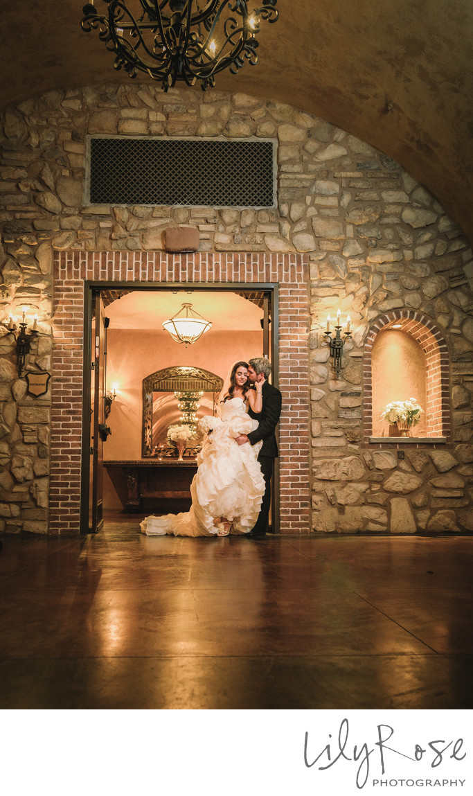 Cave Wedding at Meritage Resort and Spa