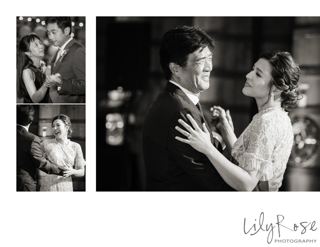 Cline Cellars Sonoma Wedding Photographer Special Dance