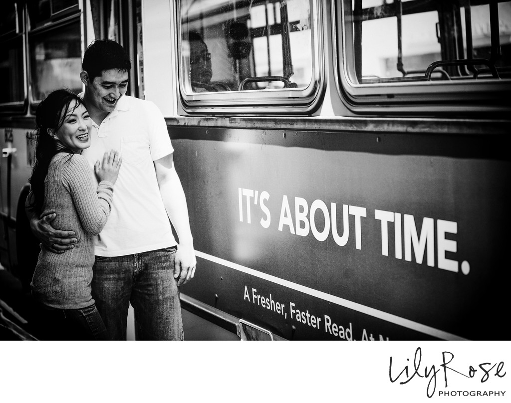 Wedding and Engagement Photographers San Francisco