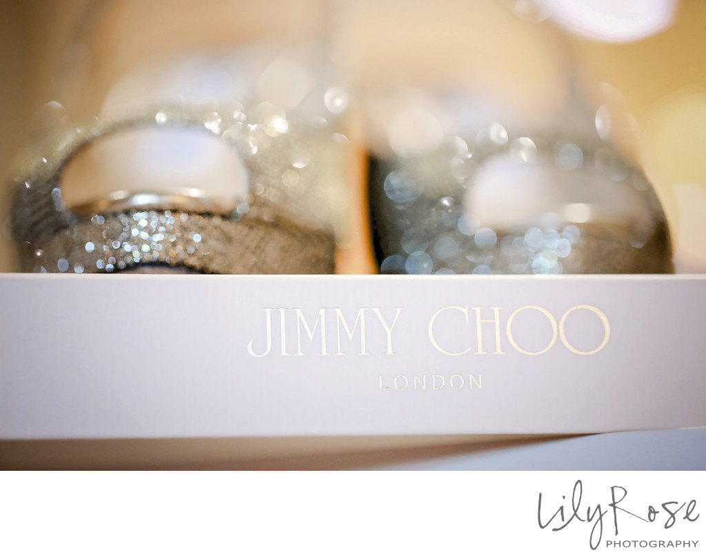 Jimmy Choo Wedding Shoes Sonoma Wedding Photographers