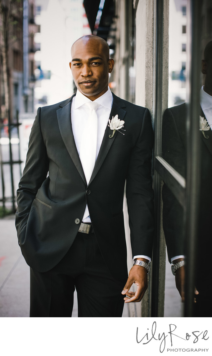 Dapper Groom Best Wedding Photographers San Francisco