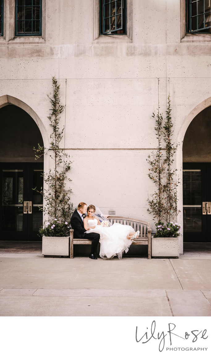 San Francisco Wedding Pictures