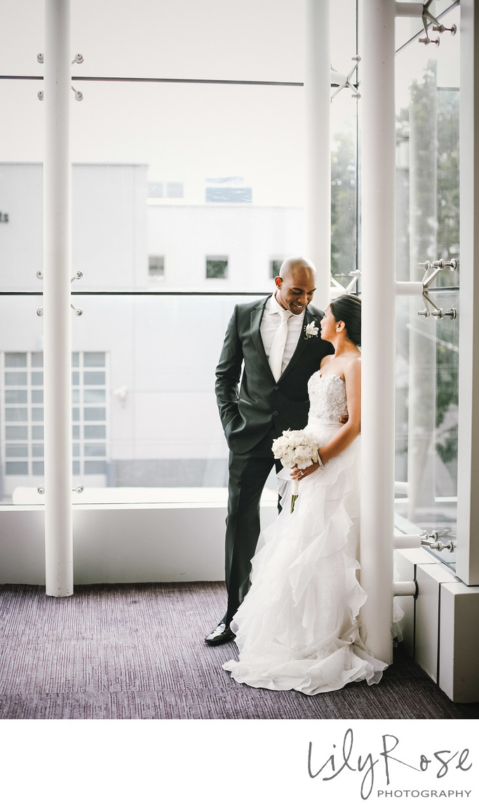 Best Wedding Pictures in San Francisco St. Regis Hotel