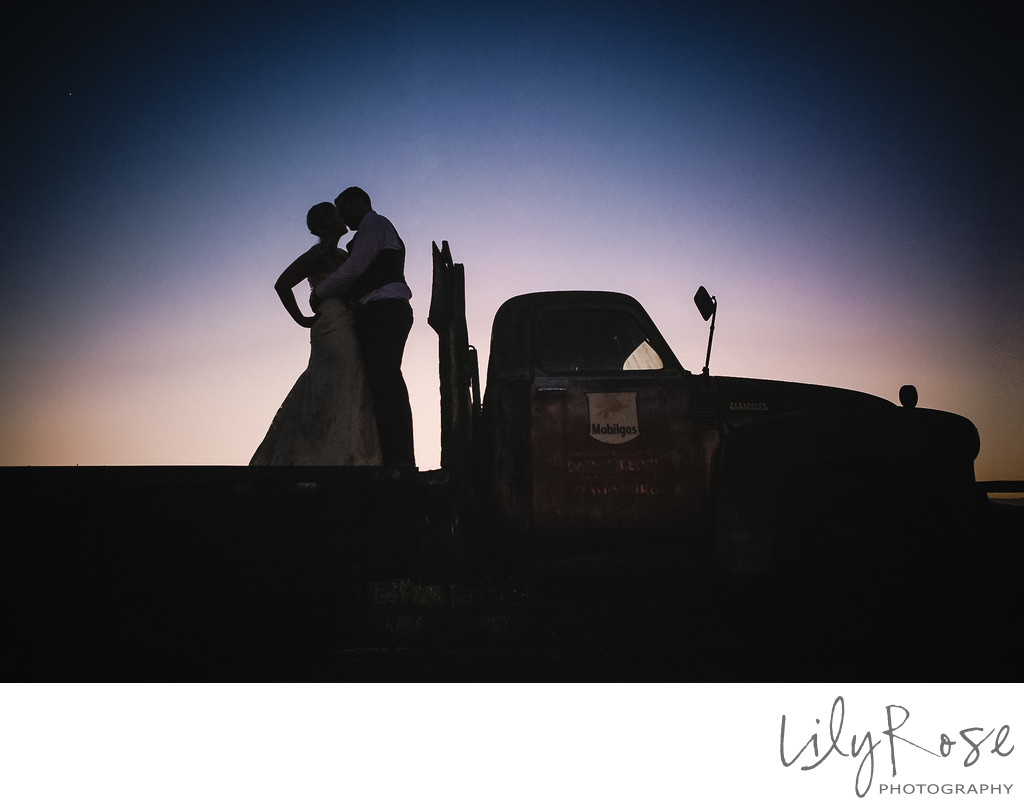 Geyserville Inn Wedding Photographer Couple