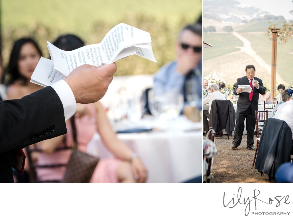 Sonoma Photographer Wedding Kunde Winery Ramekins