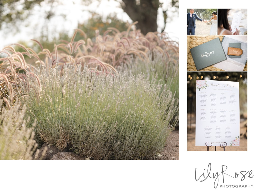 Sonoma Photographers Wedding Kunde Winery Details