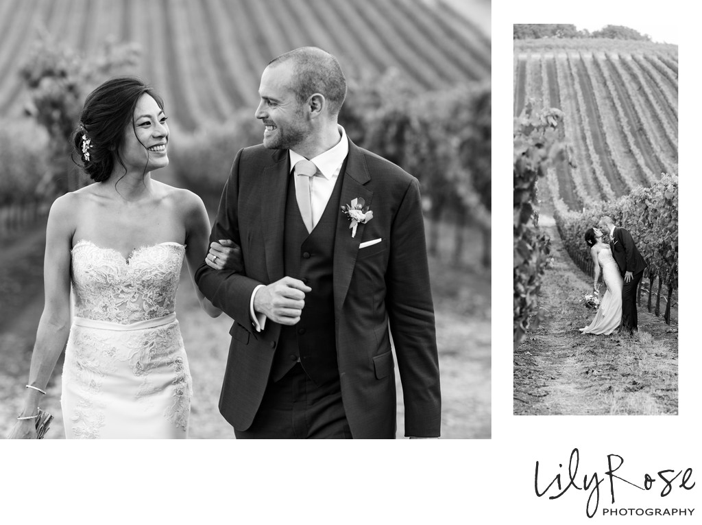 Kunde Family Winery Sonoma Photographer Wedding