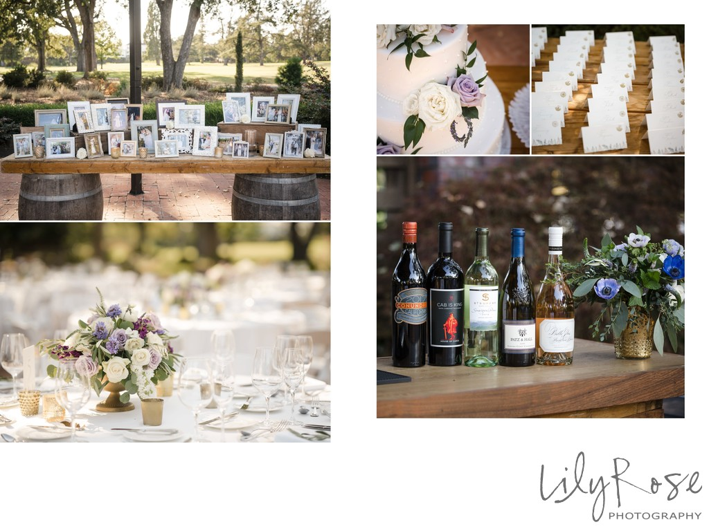 Details Silverado Resort Wedding Photographers Napa