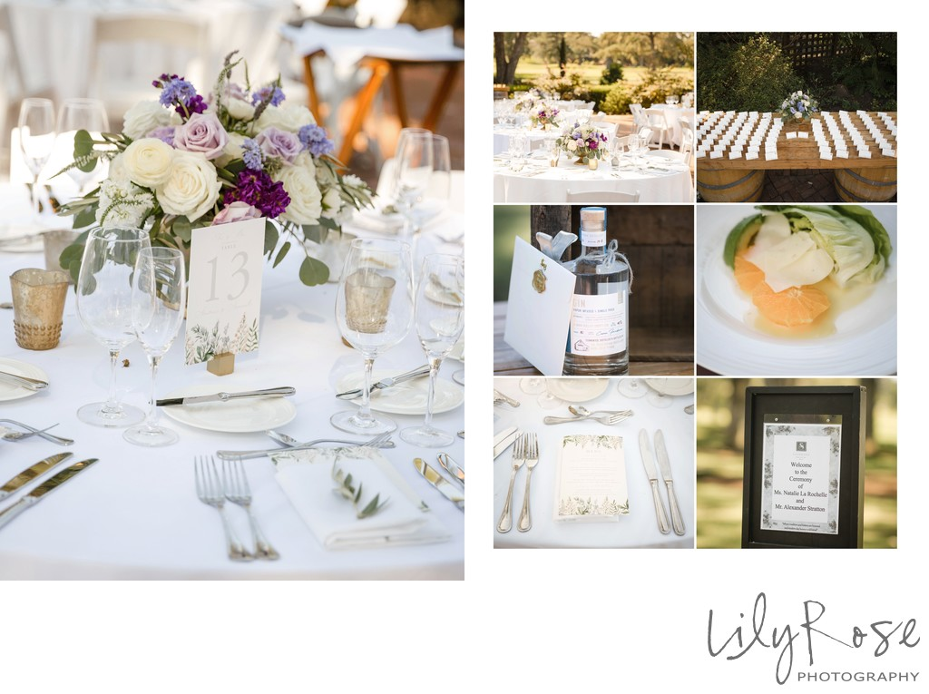 Details Silverado Resort Wedding Photographer Napa