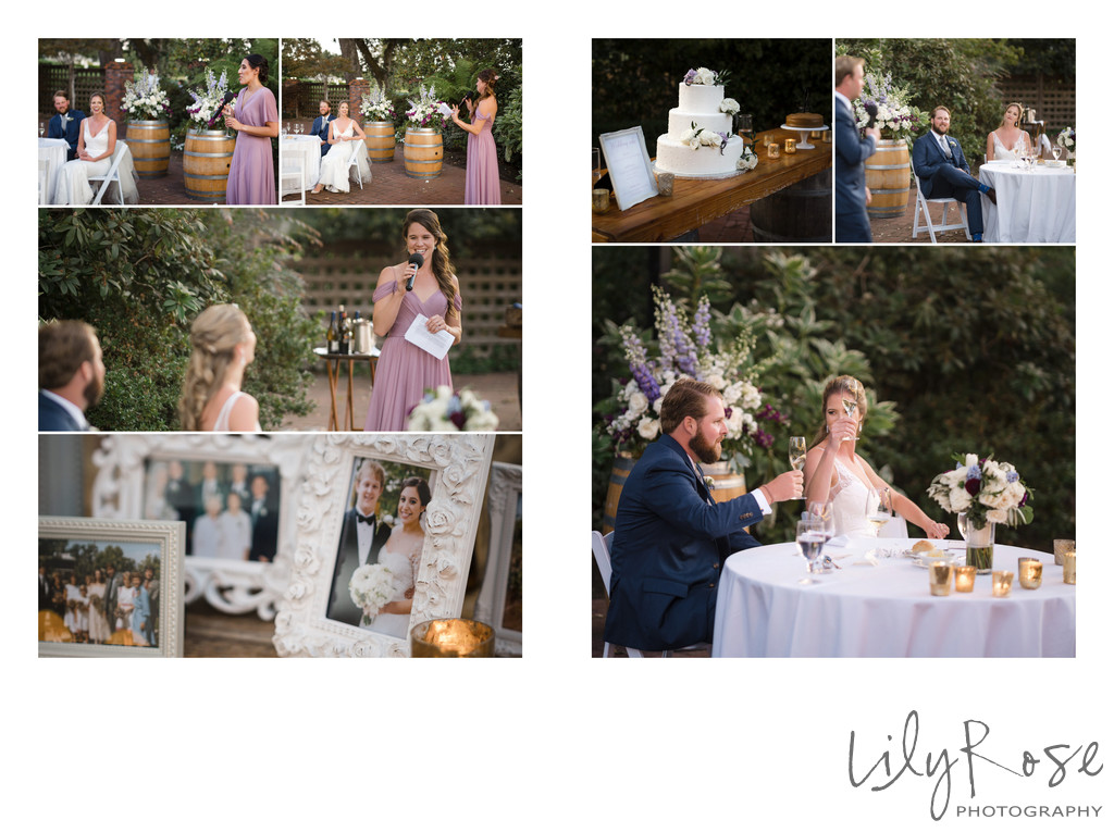 Toast Silverado Resort Wedding Photography Napa