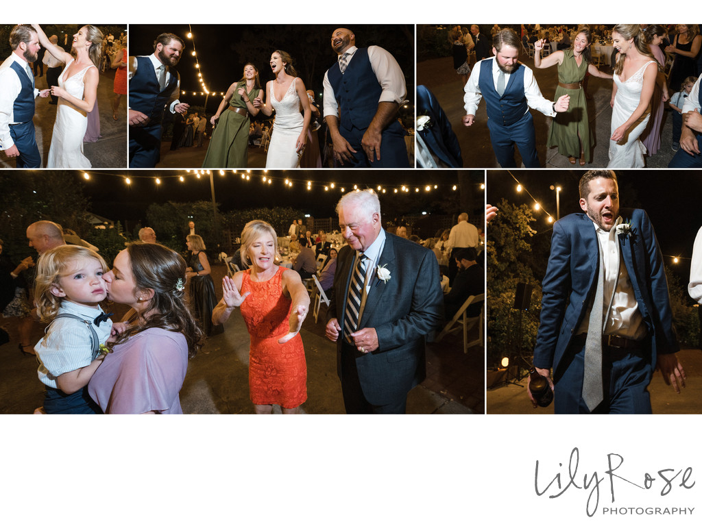 Dancing Silverado Resort Napa Wedding Photographers