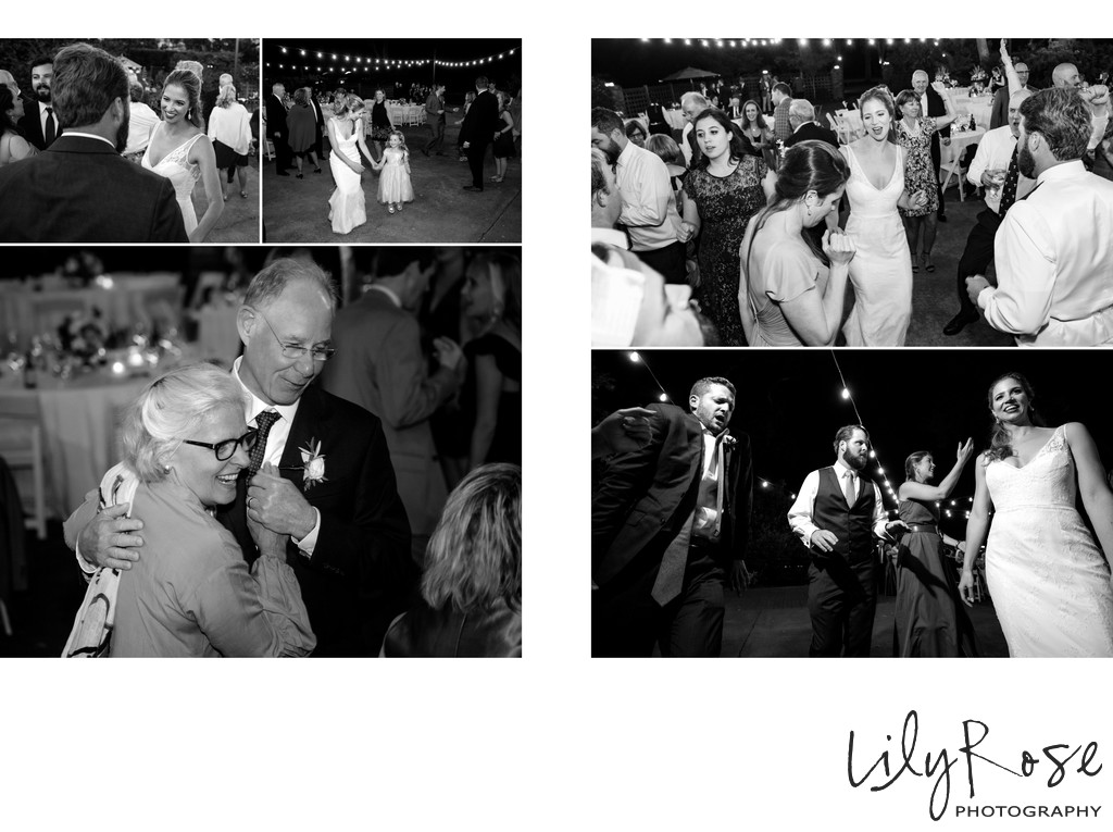 Dancing Silverado Resort Napa Wedding Photographer