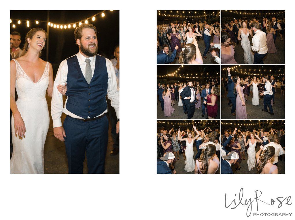 Dancing Silverado Resort Napa CA Wedding Photography